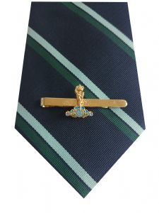 Royal Corps of Signals Tie & Tie Clip Set e027